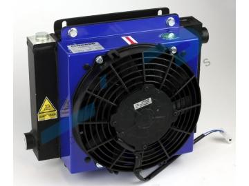 Въздушно-маслен охладител 12 и 24V, до 200 литра/мин.