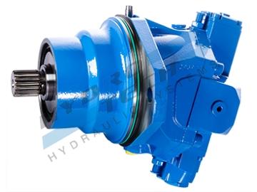 Регулируем аксиално бутален мотор MVSI108